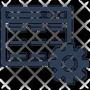 Application Code Programming Icon