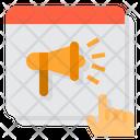 Web Marketing Icon