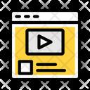 Web Marketing Web Marketing Icon