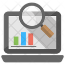 Web Marketing Analysis Icon