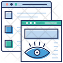 System Monitoring System Analyzer Seo Optimization Icon
