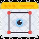 Web Monitering Web Analyzing Website Monitoring Icon