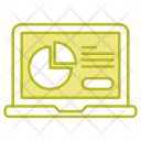 Monitoring Diagram Report Icon