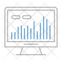 Monitoring System Stock Icon