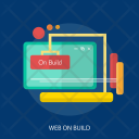 Web on Build Icon