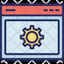 Cogs Cogwheel Web Cogs Icon