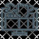 Web Optimization Web Development Computer Icon