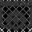 Optimization Setting Option Icon
