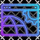 Seo Web Optimize Icon