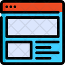 Interface Seo Web Icon