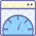 Page Speed Website Icon