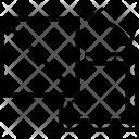 Webpage Reshape Size Icon