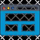 Web Page Website Web Icon