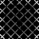 Web Page Encryption Icon