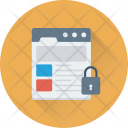 Web page Security Icon