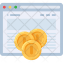 Web Payment Seo Icon
