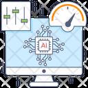 Web Speedometer Web Dashboard Webgauge Icon