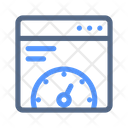Web Performance Page Icon