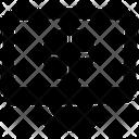 Web Pie Analysis Icon