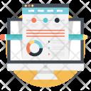 Web Presentation Website Icon