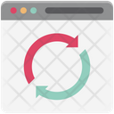 Web Processing Icon