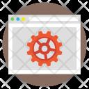 Web Production Website Icon
