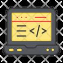 Web Programing Icon