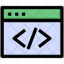 Web Programming Icon