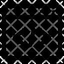 Web Programming Coding Website Icon