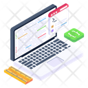Web Programming Coding Website Web Development Icon