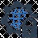 Internet Shield Settings Icon