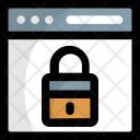 Web Safety Login Icon