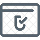 Protection Web Website Icon