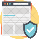 Web Protection Icon
