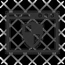 Web Protection Web Shield Web Security Icon
