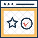 Quality Web Ranking Icon