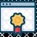 Web rank Icon