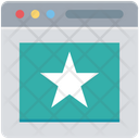 Web Ranking Web Rating Bookmarking Icon