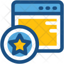 Web Ranking Rating Icon