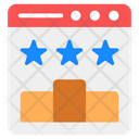 Web Rating Icon