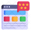 Web Ratings Icon