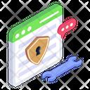 Web Repair Icon