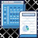 Web Report Icon