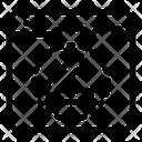 Web Return Web Back Return Arrow Icon