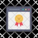 Web Reward Web Badge Internet Icon
