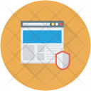 Web Safety Safe Icon