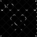 Protect Web Shield Icon