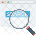 Web Search Browsing Icon