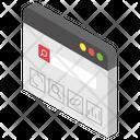 Web Search Search Bar Seo Icon
