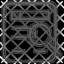 Search Bar Url Address Web Surfing Icon